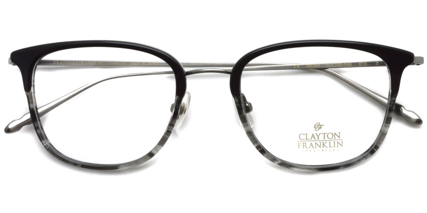 CLAYTON FRANKLIN / 615 / BKGH / ¥30,000 + tax