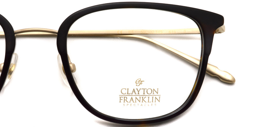 CLAYTON FRANKLIN / 615 / DT / ¥30,000 + tax