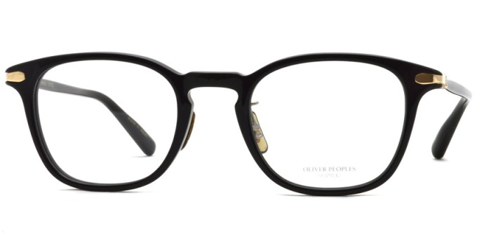 OLIVER PEOPLES /  RICKETT  /  BK   /  ¥37,000 + tax