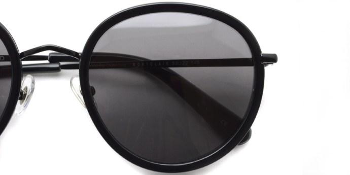 WONDERLAND / MONTCLAIR / Gloss Black - Black - Gray  / ¥26,000 +tax