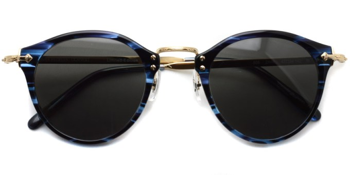 OLIVER PEOPLES /  505 Sun  /  DNM - Gray Lenses
