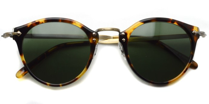 OLIVER PEOPLES /  505 Sun  /  DTB - G15 Lenses
