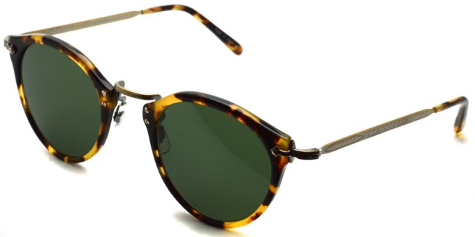OLIVER PEOPLES /  505 Sun  /  DTB - G15 Lenses