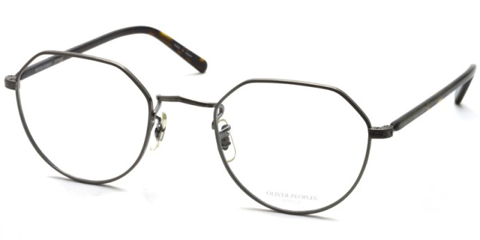OLIVER PEOPLES / OP-43T / Pewter / ¥32,000 + tax