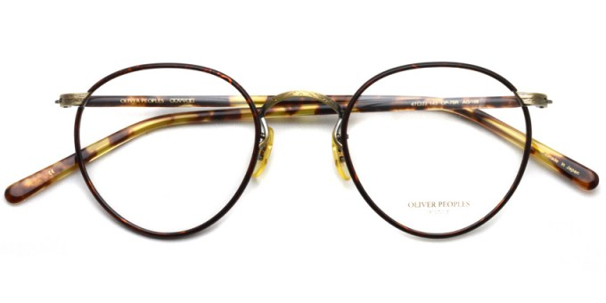 OLIVER PEOPLES / OP-78R / AG/198 / ¥33,000 + tax
