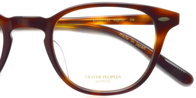 OLIVER PEOPLES / KLIGMAN / DM / ¥30,000 + tax