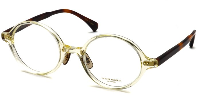 OLIVER PEOPLES / MARDEN / BECR / ¥31,000 + tax