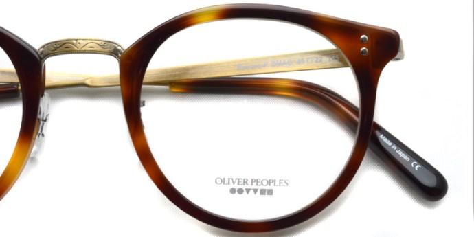 OLIVER PEOPLES / REEVES-P / DMAG / ¥30,000 + tax