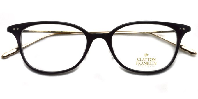 CLAYTON FRANKLIN / 763 / BK / ¥29,000 + tax
