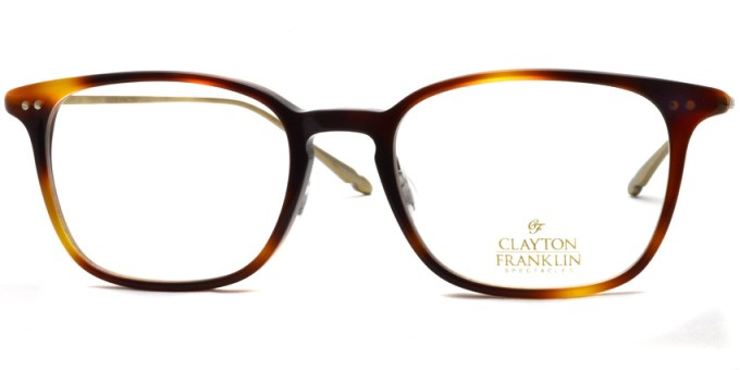 CLAYTON FRANKLIN / 764 / DM / ¥29,000 + tax