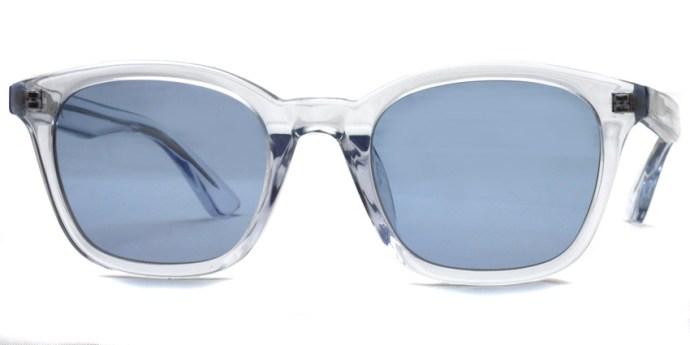 A.D.S.R. / ZAPPA05 / Clear - Blue Lenses / ¥16,000 + tax