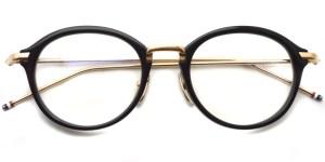 Thom Browne / TB-011 / Black - Shiny 12K Gold / ¥65,000+tax