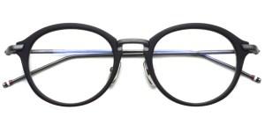 Thom Browne / TB-011 / Matte Black - Black Iron / ¥65,000+tax