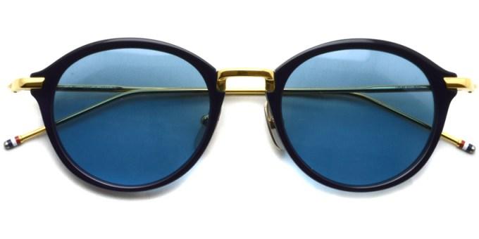 Thom Browne / TB-011 Sun / Navy - Shiny 18K Gold - Dark Blue / ¥67,000+tax