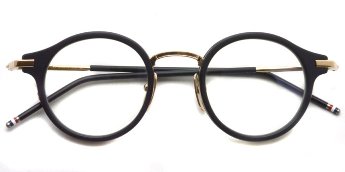 Thom Browne / TB-807 / Matte Black - 12K Gold / ¥65,000+tax