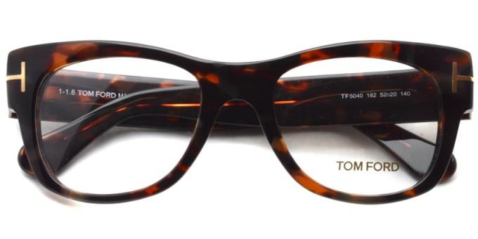 TOMFORD / TF5040 / 182 / ¥46,000 + tax
