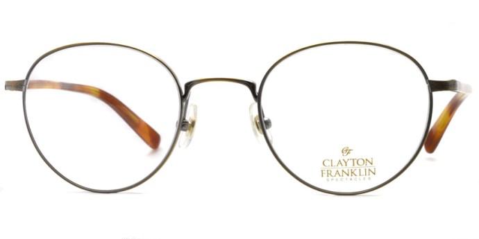CLAYTON FRANKLIN / 622 / AGP / ¥29,000 + tax