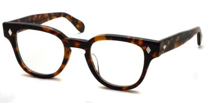 JULIUS TART OPTICAL / BRYAN / TORTOISE / ¥37,000+tax