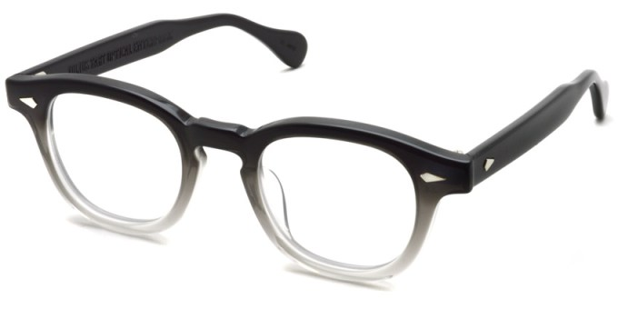 JULIUS TART OPTICAL / AR / Black Clear Fade/ ¥37,000+tax