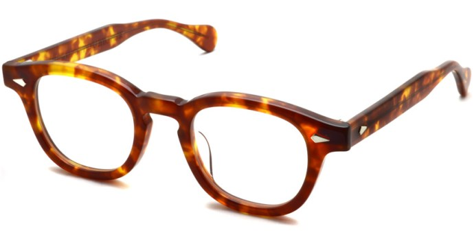 JULIUS TART OPTICAL / AR / Light Tortoise / ¥37,000+tax