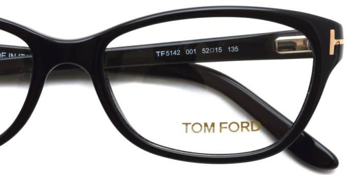 TOMFORD / TF5142 / 001  /  ¥42,000 + tax