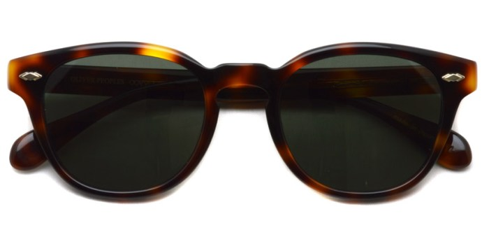 OLIVER PEOPLES / SHELDRAKE PLUS - J / DM -D.G15 (Polar) / ¥33,000 + tax