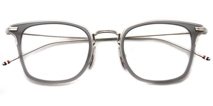 Thom Browne / TB-905 / Satin Grey Crystal - Silver / ¥62,000+tax