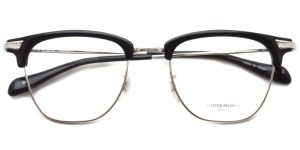 OLIVER PEOPLES / BANKS / BK/S / ¥33,000 + tax