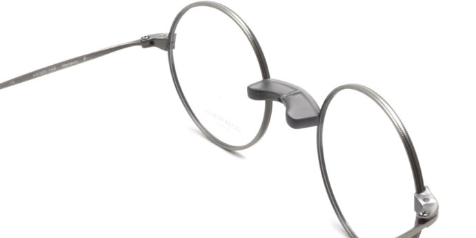 OLIVER PEOPLES / HENSON / Pewter / ¥33,000 + tax