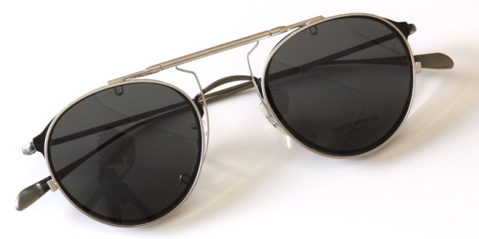 OLIVER PEOPLES / DAWSON & CF-606 Clip