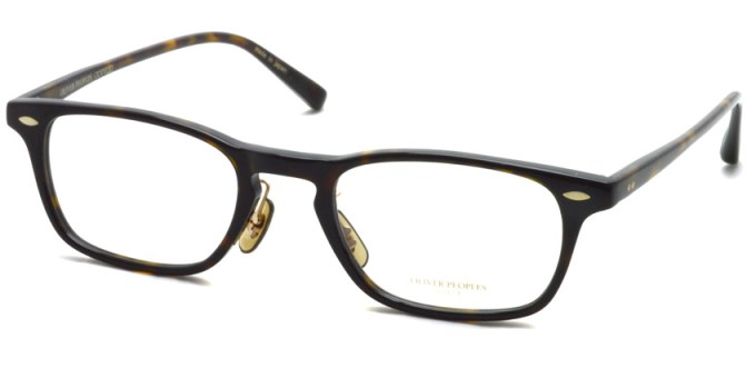 OLIVER PEOPLES / HALE / 362 / ¥30,000 + tax