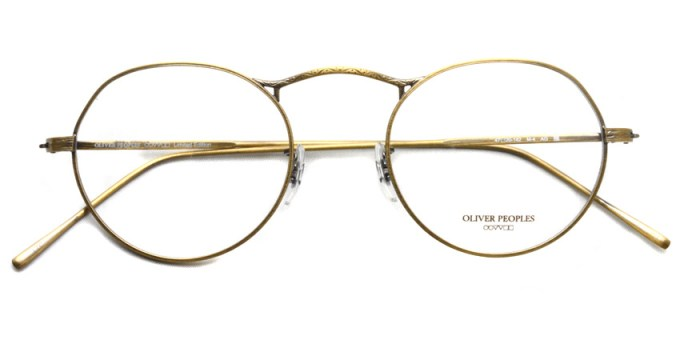 OLIVER PEOPLES / M-4 / AG / ¥30,000 + tax