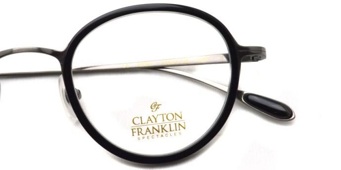 CLAYTON FRANKLIN / 627P / AS/BK / ¥34,000 + tax