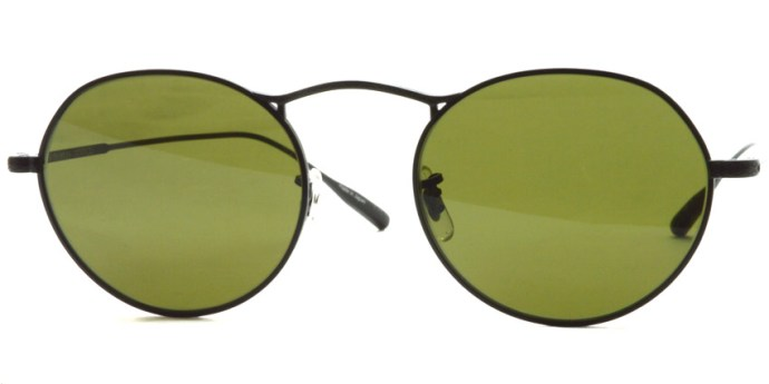OLIVER PEOPLES / M-4 Sun / MBK - G15 (Glass Lenses) / ¥38,000 + tax