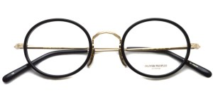 OLIVER PEOPLES / MP-8-XL / G / ¥36,000 + tax