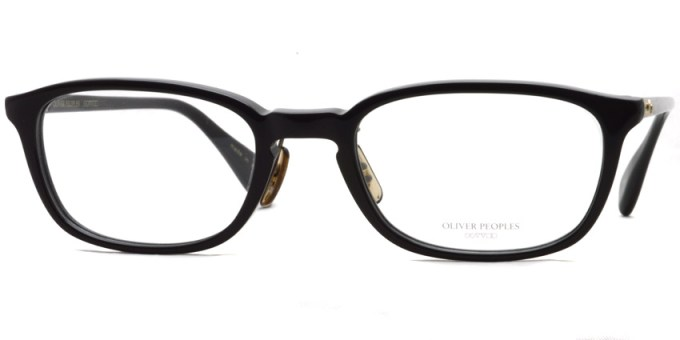 OLIVER PEOPLES / RATNER / BK / ¥33,000 + tax