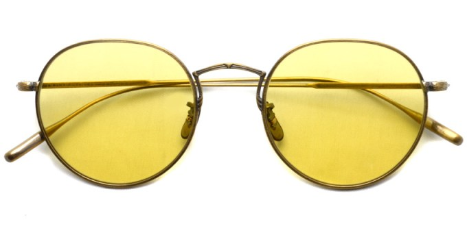 OLIVER PEOPLES / ROSSEN / AntiqueGold - Yellow Wash (Glass Lenses) / ¥38,000 + tax