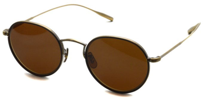 OLIVER PEOPLES / ROSSEN / AntiqueGold/DM - Brown / ¥38,000 + tax