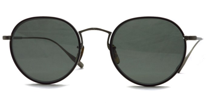 OLIVER PEOPLES / ROSSEN / Pewter/362 - G15 / ¥38,000 + tax