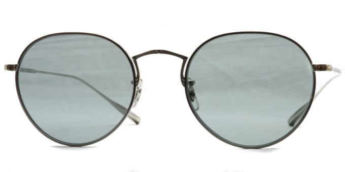 OLIVER PEOPLES / ROSSEN / Silver - G Grey.Blue Wash (Glass Lenses) / ¥38,000 + tax