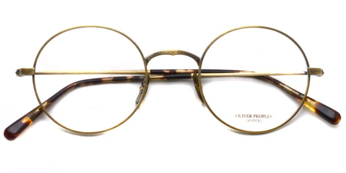OLIVER PEOPLES / SHEFFIELD / Antique Gold / ¥35,000 + tax