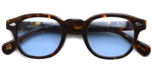 MOSCOT / LEMTOSH Sun / TORTOISE - BLUE / ¥30,000 + tax