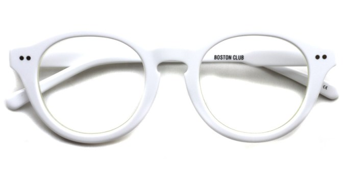 BOSTON CLUB / CHAS04 / White