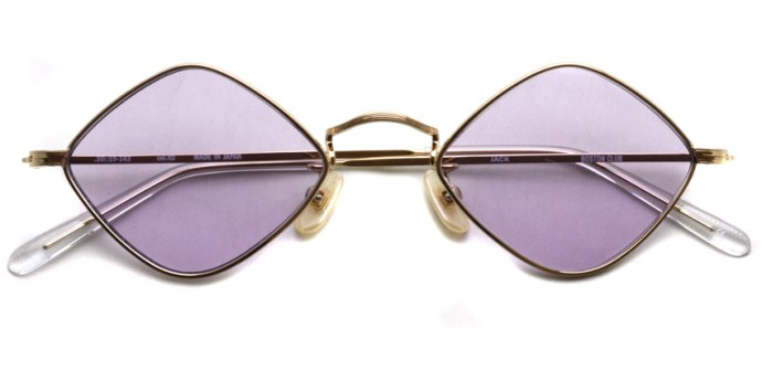 BOSTON CLUB / JACK02 Sun / Gold - Light Purple