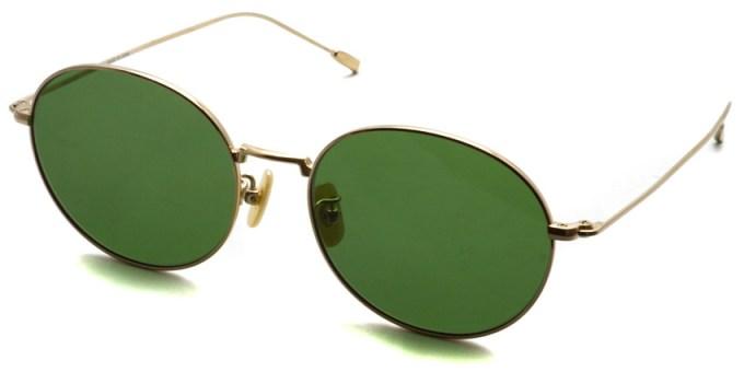 BOSTON CLUB / RONALD02 Sun / Gold - Dark Green