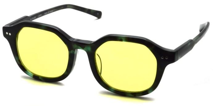 BOSTON CLUB / TURNER04 Sun / Khaki - Yellow