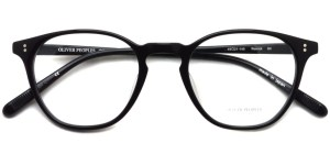 OLIVER PEOPLES / WARNICK / BK / ¥30,000 + tax