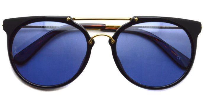 WONDERLAND / STATELINE / Dark Tortoise -Blue / ¥23,000 +tax