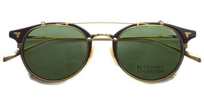 BJ CLASSIC / C-COM-510N (Clip on) / color* AntiqueGold - Green / ¥16,000 + tax