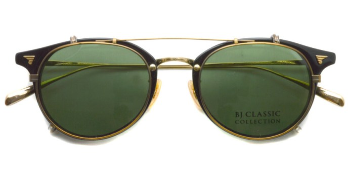 BJ CLASSIC / C-COM-510N (Clip on) / color* AntiqueGold - Green / ¥16,000 + tax